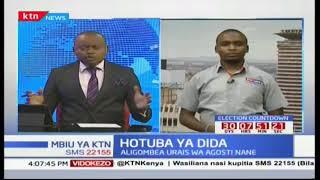 Abduba Dida awaamrisha maafisa wa IEBC wajiuzulu kabla uchaguzi ujao