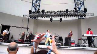 cherry poppin daddies   sunfest   west palm beach    4 29 11   here comes the snake
