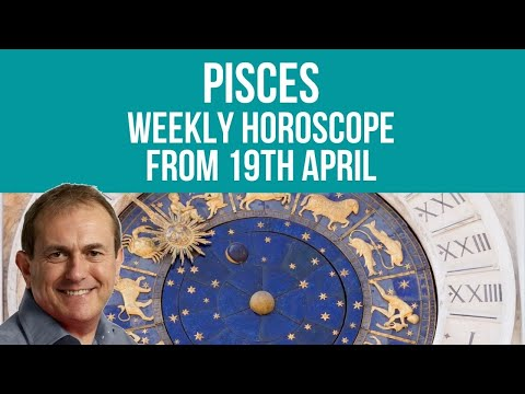 Weekly Horoscopes from 19th April 2021