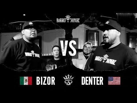 Barras De Sangre: Bizor 🇲🇽 vs Denter 🇺🇸 [ Batallas Escritas ]