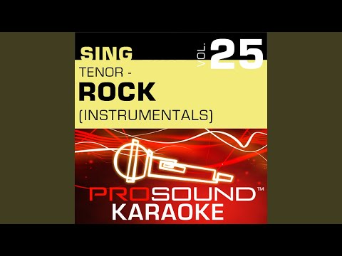 Cry For Help (Karaoke With Background Vocals) (In the Style of Rick Astley)