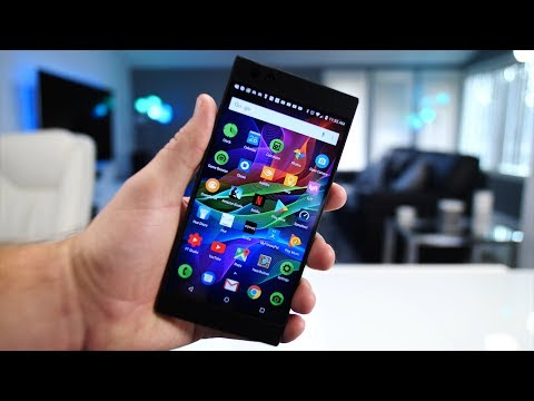 Razer Phone Review – My Favorite Smartphone of 2017