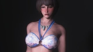 lovehappy.net - hot summer bikini tbbp skyrim mod