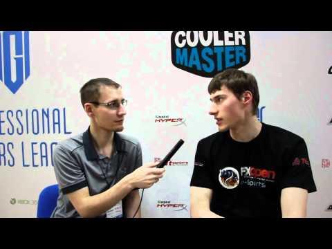 Интервью с FXOSlavik (OGIC, 23.03.2012)