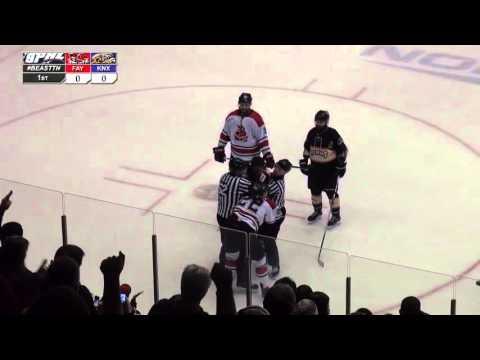 Corey Fulton vs. Graeme Strukoff