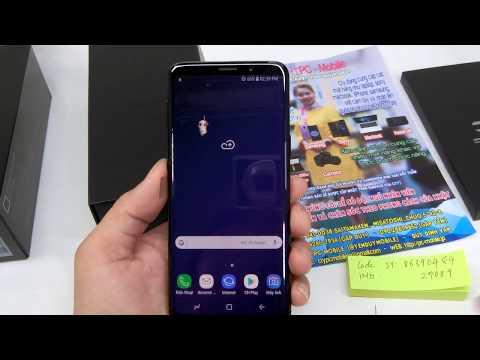 Hướng Dẫn mở Khóa Galaxy S9 SC-01K Japan