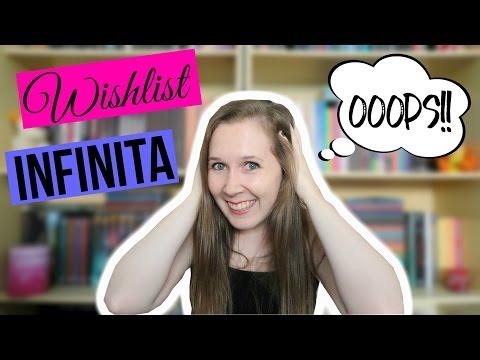 Wishlist (parte 2) | Leituras de Deni