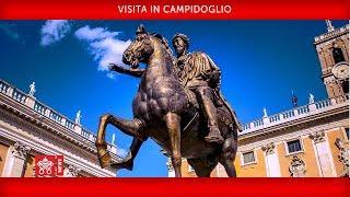 Papa Francesco - Campidoglio - Visita 2019-03-26