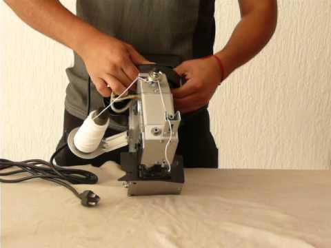 MAQUINA GK26-1A  cerradora, cosedora de costales