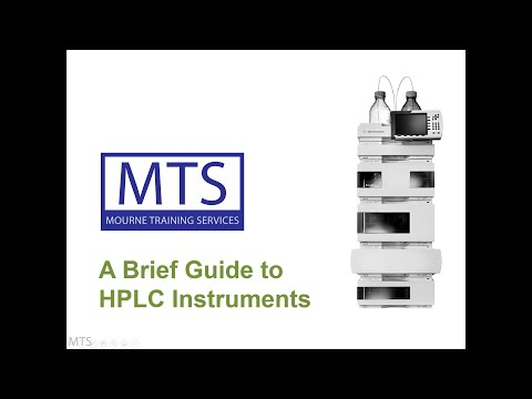 A Brief Guide to HPLC Instruments from Mourne Training Services ...