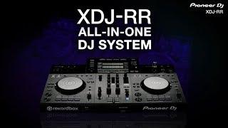 Pioneer XDJ-RR All-in-one DJ system for rekordbox