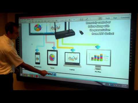 NewLine TT-8616UB Interactive Display