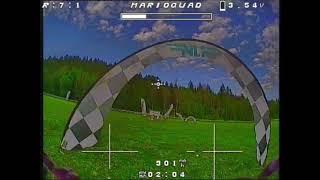 Nordby IL Droneracing treningsdag