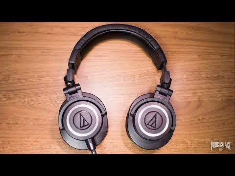 Audio-Technica ATH-M50X Headphone Review