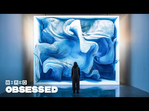How This Guy Uses A.I. to Create Art | Obsessed | WIRED