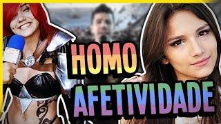 HOMOAFETIVIDADE - Aniventure   Itajaí -SC