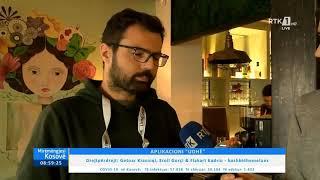 Mirëmëngjesi Kosovë - Drejtpërdrejt - Aplikacioni ``Udhë`` 22.01.2021