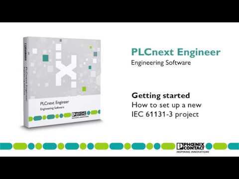 PLCNext Starter Kit IEC 61131 compliant - смотреть онлайн на Hah Life