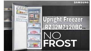 Samsung Upright Freezer 330L,   RZ32M7120BC