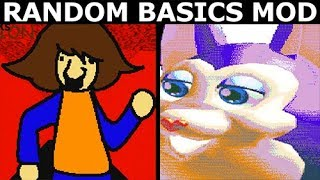 Random Basics In Memes and Stuff Mod - Gameplay No. 1 (Baldi