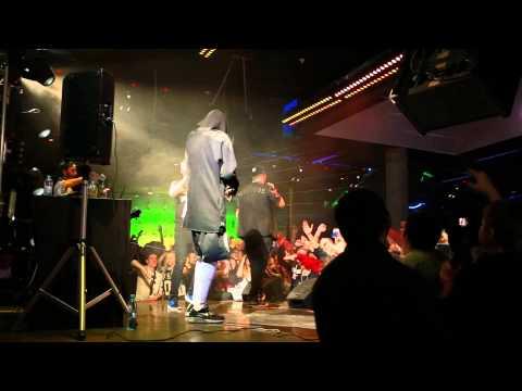 Oxxxymiron - Город под подошвой ( live 22.10.2014)