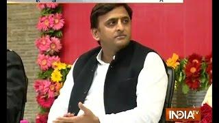 UP Polls Akhilesh Yadav To Include Samajwadi Canteen  Scheme Into SP Manifesto
