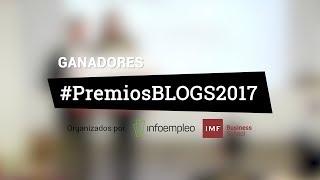 ¡Conoce a los ganadores de los #PremiosBLOGS2017!