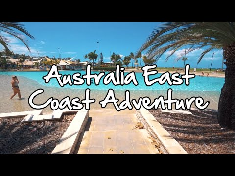Australia East Coast Adventure Video