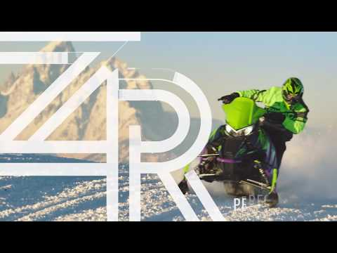 2019 Arctic Cat ZR 6000 RR ES 137 in Lincoln, Maine