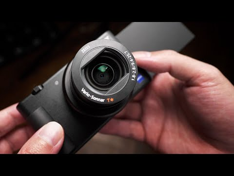 External Review Video I-K6yLSsCgc for Sony ZV-1 Vlog Compact Camera