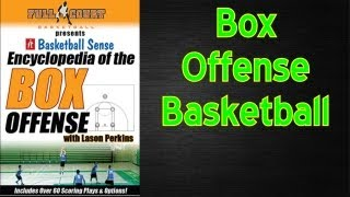 Encyclopedia of the Box Offense for Basketball Plays