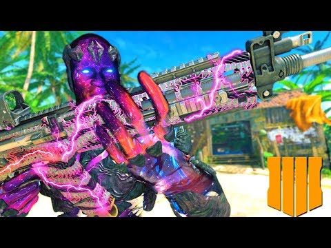 the NEW SWAT X.. (Black Ops 4)
