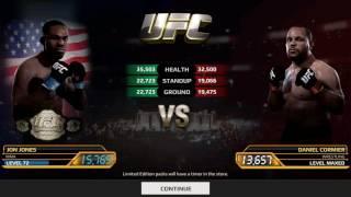 Jon Jones (Champion Edit) vs Daniel Cormier UFC EA SPORTS ANDROID