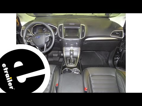 WeatherTech Front Floor Mat Review - 2015 Ford Edge - etrailer.com