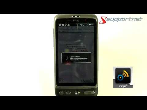 Supportnet Test: Vlingo, die Spracherkennung und Sprachsteuerung für Android Smartphones