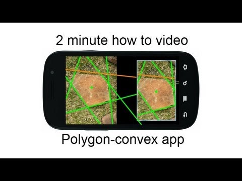 Video of Polygon-convex