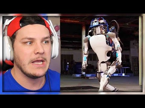 THE END IS NEAR! Incredible Robots - Reaction