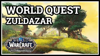 Kandak WoW World Quest