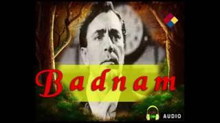 Sajan Tumse Pyar Karu Mai | Badnam 1952 | Lata   - YouTube
