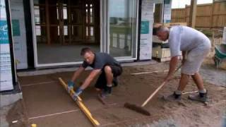 Firth Industries - How to lay pavers - Video Youtube