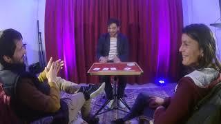 Magicien Close-up Montpellier, Sète, Béziers, Sacha Julian