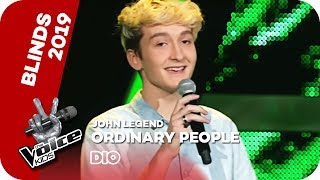 John Legend - Ordinary People (Dio)   Blind Auditions   The Voice Kids 2019   SAT.1