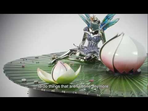Fairy automaton. The amount of skill that went in there is truly amazing.
