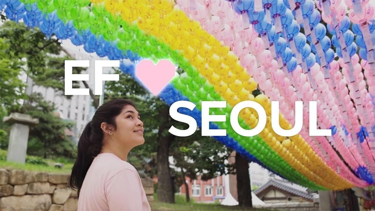 EF ❤ Seoul