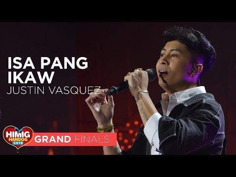 Isa Pang Ikaw - Justin Vasquez | Himig Handog 2019 Grand Finals