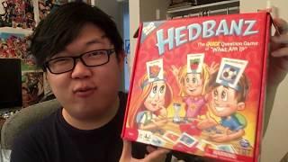 Board Game Reviews Episode #25: HEDBANZ