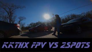 Kkthx FPV vs 2spots FT5 FPV Freestyle