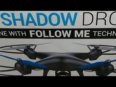 Promark GPS Shadow Drone @ Walmart Black Friday