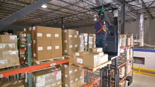 Toyota Material Handling   Products: Order Picker