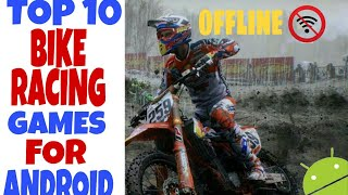best bike racing games for android offline under 100mb - TH-Clip